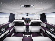 Интерьер Rolls-Royce Phantom 8 поколения