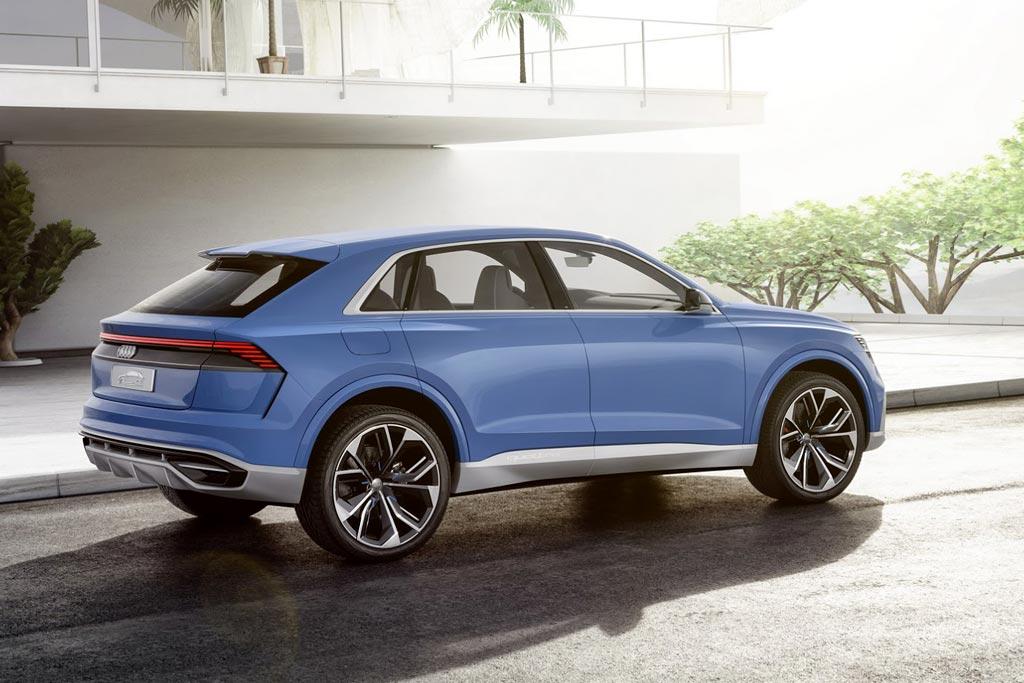 Audi Q8 Concept фото