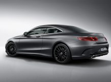 Фото Mercedes S-Class Coupe Night Edition