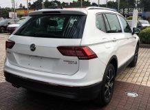 Volkswagen Tiguan L фото