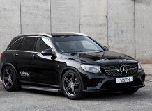 Фото тюнинг Mercedes GLC 220d от Vath