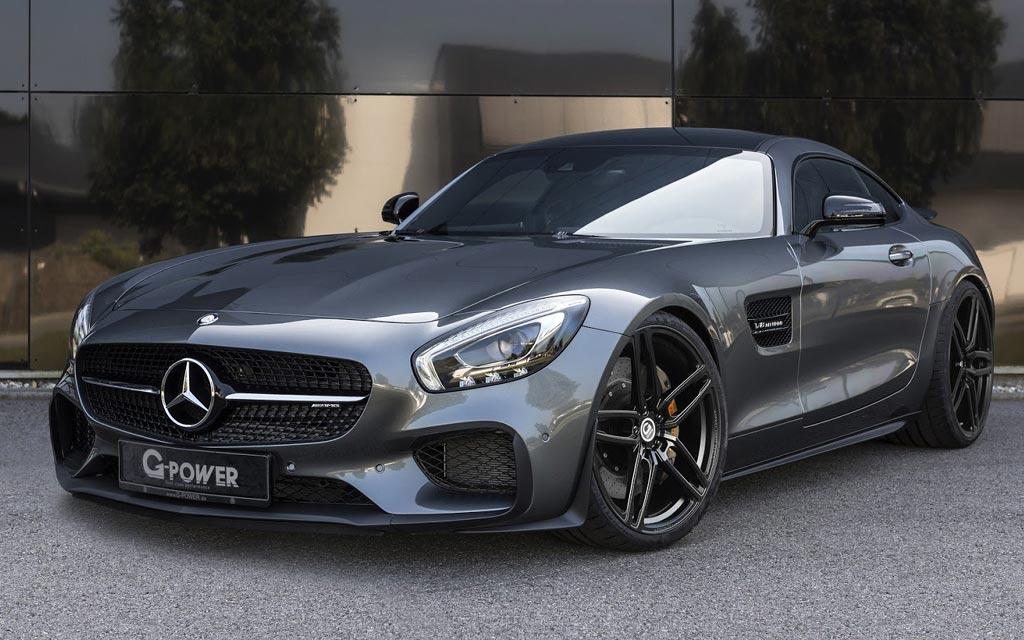 Mercedes-AMG GT от ателье G-Power