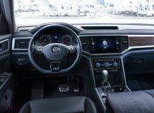 Фото салона VW Atlas в пакете R-Line
