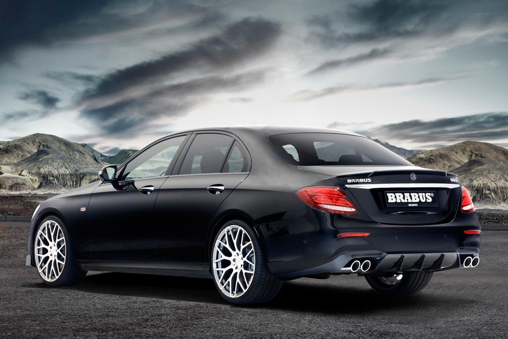Новый Е-класс W213 от Брабус