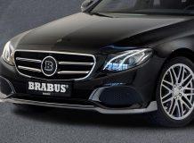 Обвес на новый Е-класс W213 от Брабус фото
