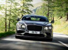Фото нового Bentley Continental Supersports 2018
