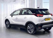 Новый Opel Crossland X фото