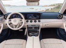 Фото салона Mercedes E Cabriolet A238 фото