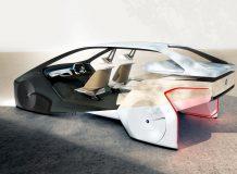 Фото прототипа БМВ i Inside Future