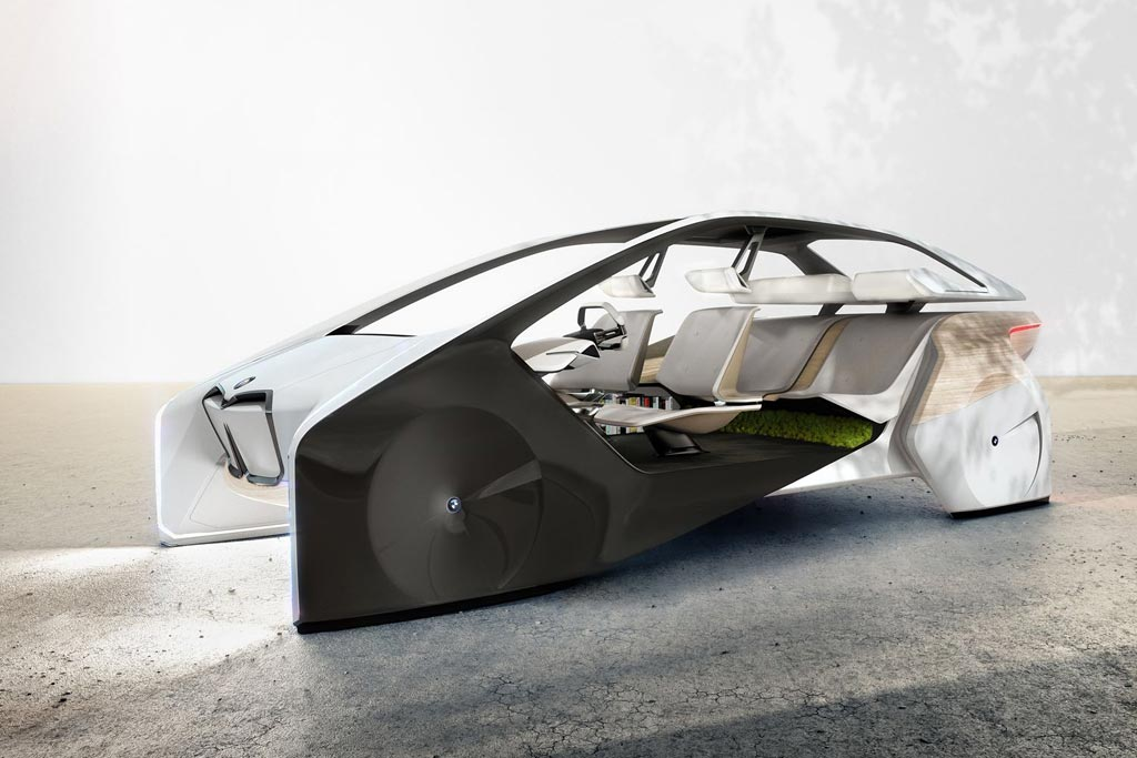 BMW i Inside Future Concept фото