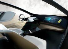 Фото салона BMW i Inside Future