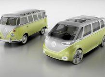 Volkswagen I.D. Buzz Concept фото