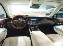 Фото салона Lexus LS (XF50)
