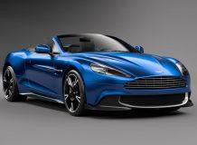 Фото Aston Martin Vanquish S Volante
