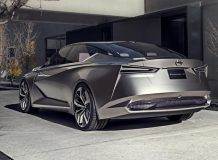 Nissan Vmotion 2.0 Concept фото