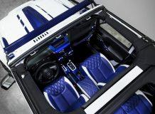 Тюнинг салона Jeep Wrangler от Voltron фото