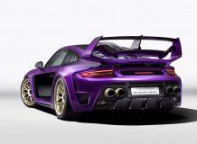 Фото Gemballa Avalanche на базе 911 Turbo