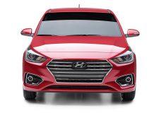 Новый Hyundai Accent 2018 фото