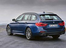BMW 5-Series Touring G31 фото