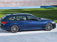 Фото BMW 5-серии 2018 универсал