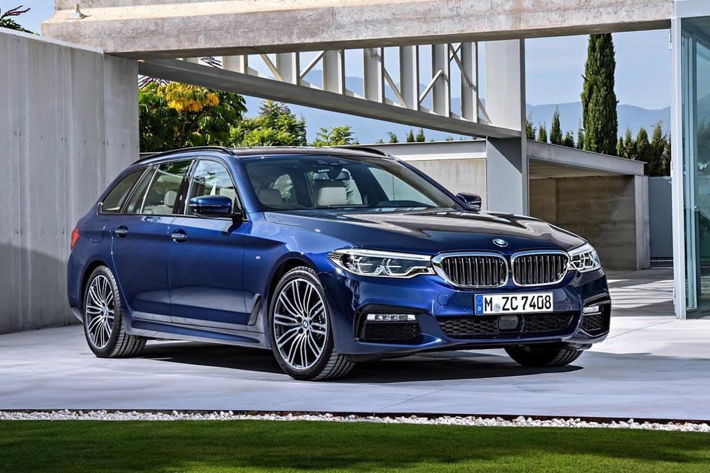 Новый универсал BMW 5 Touring G31