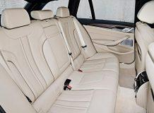 Интерьер BMW 5 Touring G31