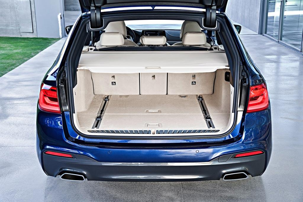 Багажник BMW 5-Series Touring G31
