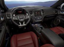 Фото салона Dodge Durango SRT