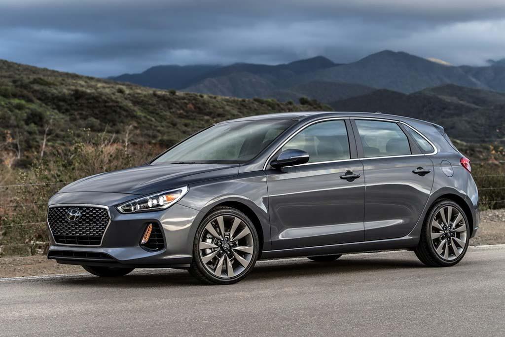 Новый Hyundai Elantra GT 2018
