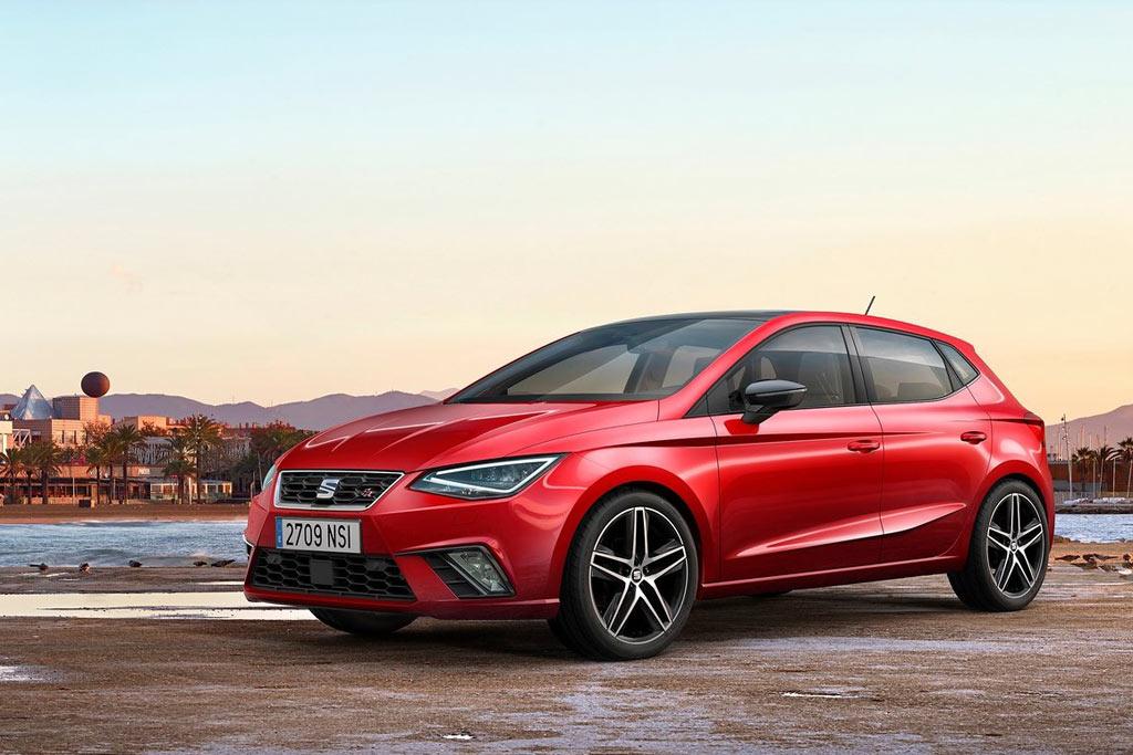 Новый Seat Ibiza 5 поколения