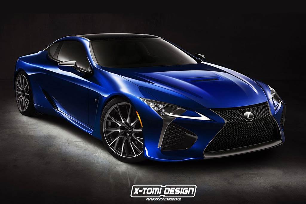 Lexus готовит три «заряженные» модели: две из них получат новый мотор
