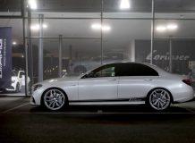 Обвес на Мерседес Е-класса W213 от Lorinser фото