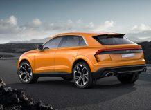Audi Q8 Sport Concept фото
