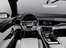 Фото салона Audi Q8 Sport Concept
