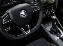 Фото салона Skoda Octavia RS 245