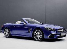 Mercedes SL Designo Edition фото
