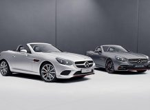 Фото Mercedes SLC RedArt Edition