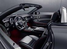 Фото салона Mercedes SLC RedArt