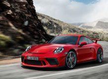 Фото нового Порше 911 GT3 2017