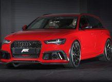 Фото Audi RS+ от ателье ABT