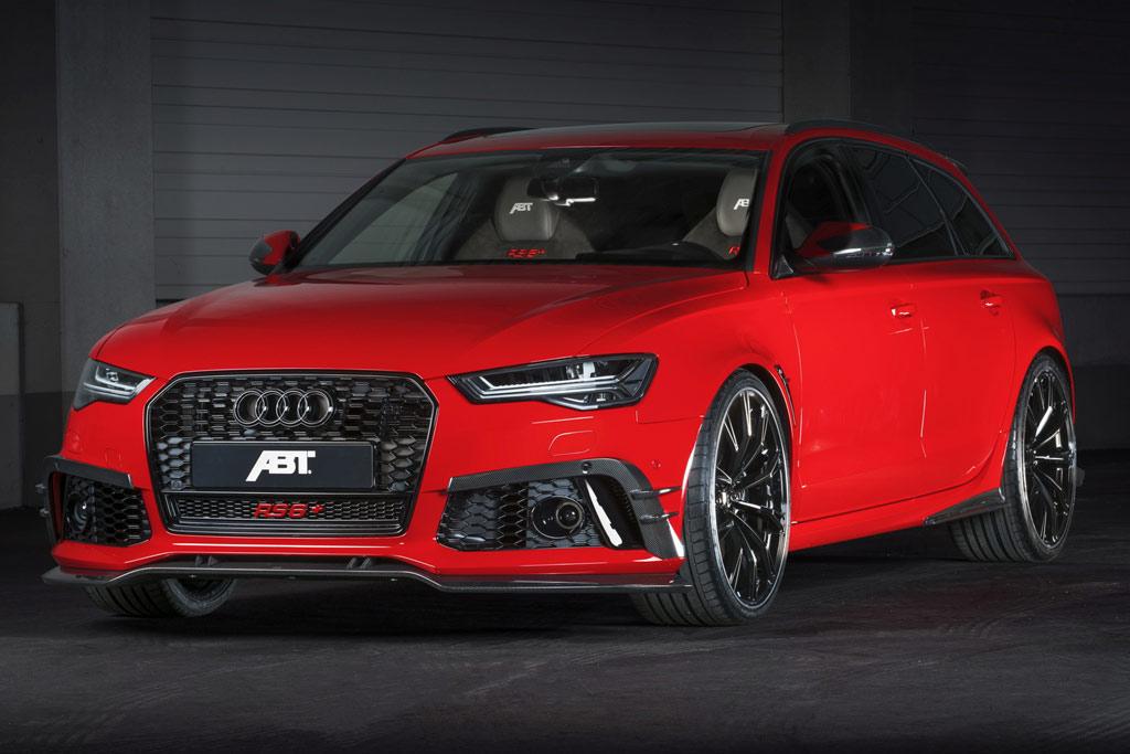 Audi RS+ от ателье ABT