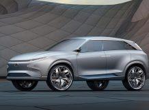 Hyundai FE Fuel Cell Concept фото
