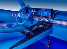 Фото салона Hyundai FE Fuel Cell