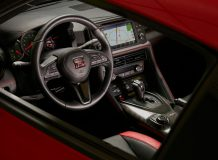 Фото салона Nissan GTR Track Edition