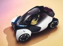 Toyota i-TRIL Concept фото