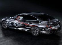 Схема Lexus Multi Stage Hybrid System