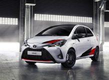 Toyota Yaris GRMN фото