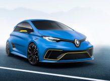 Renault e-sport Concept фото