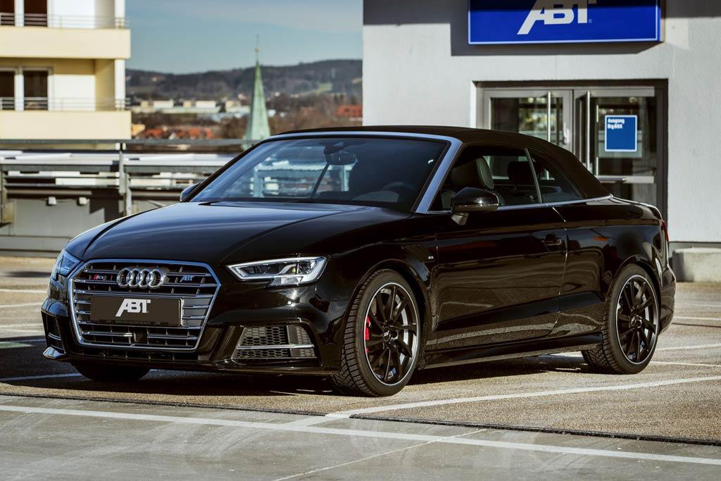 Audi S3 Cabriolet от ателье ABT