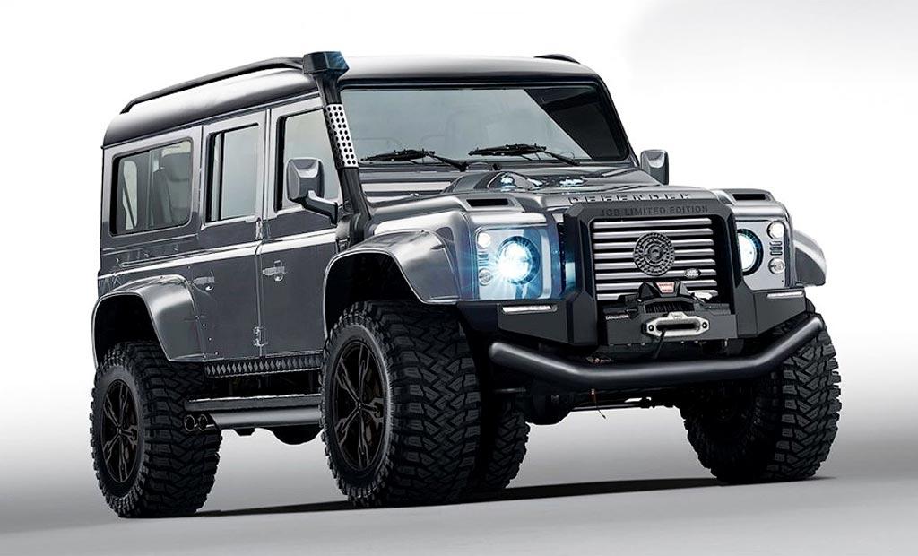 Land Rover Defender от Ares Design